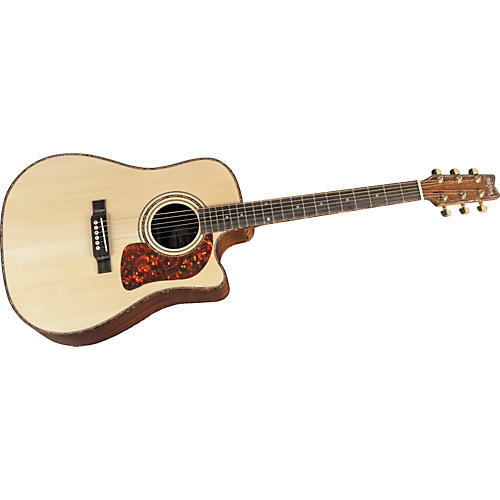Washburn DK20CET Dreadnought Acoustic-Electric Guitar-thumbnail