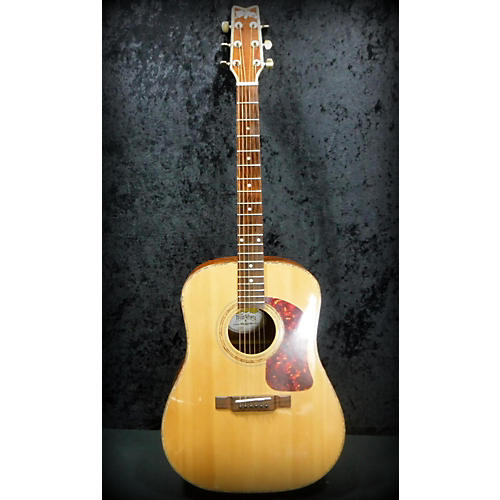 Washburn DK20T Acoustic Electric Guitar Natural
