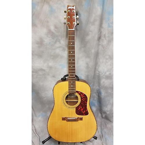 Washburn DK20T Acoustic Electric Guitar-thumbnail
