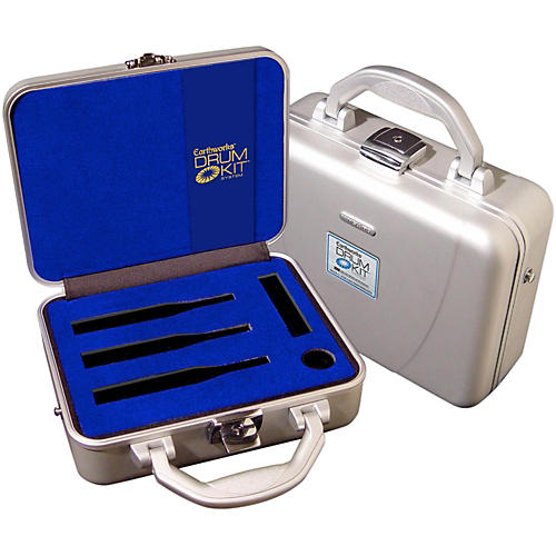Earthworks DK25-C Aluminum Case for DK25/L & DK25/R with Custom Insert-thumbnail