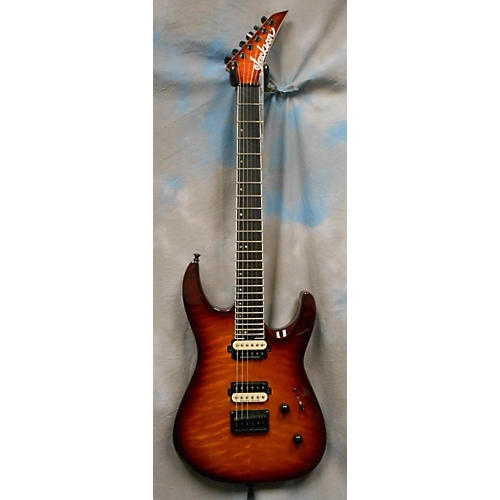 Jackson DK2QHT Pro Dinky Solid Body Electric Guitar