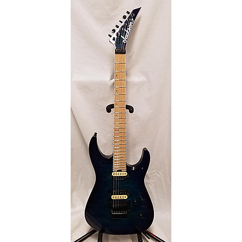 Jackson DK2QM Pro Dinky Solid Body Electric Guitar