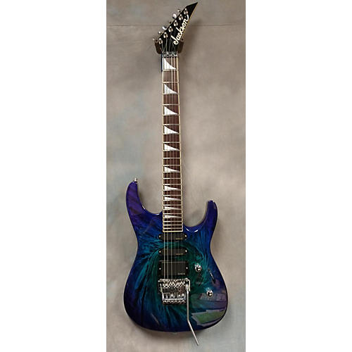 Jackson DKMG Dinky Solid Body Electric Guitar-thumbnail