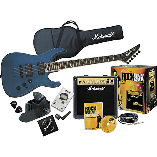 Marshall DKMGT Dinky Electric Guitar And Rockbox Guitar Amp Package-thumbnail
