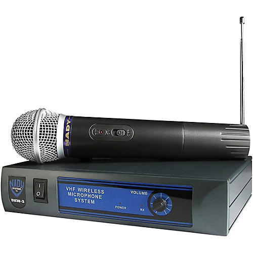Nady DKW-3 Handheld Wireless System Band P