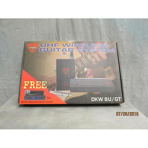 Nady DKW 8U/GT Wireless System-thumbnail
