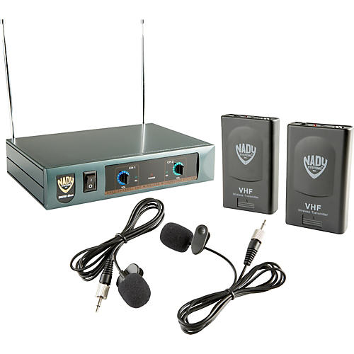 Nady DKW-DUO LT/O Lav Wireless System