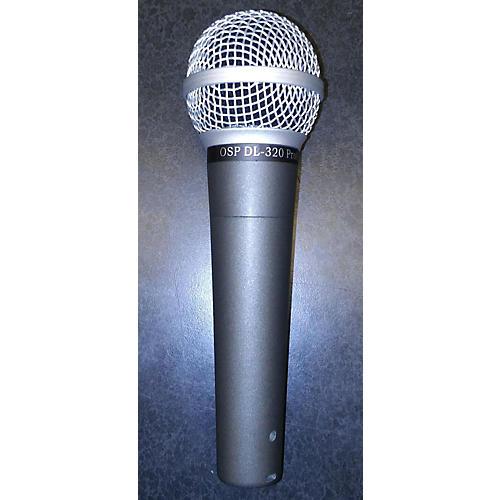 OSP DL-320 Dynamic Microphone-thumbnail