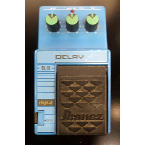 Ibanez DL10 Effect Pedal