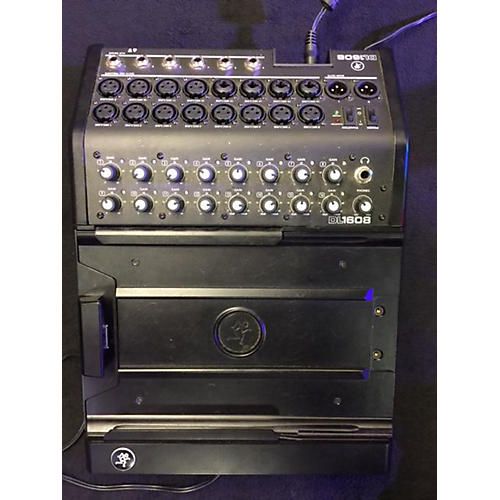 Mackie DL1608 Digital Mixer