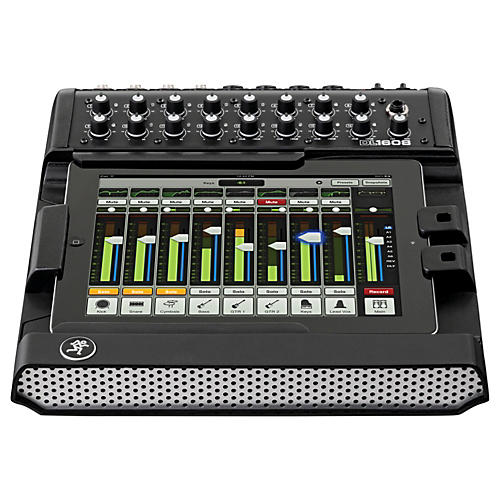 Mackie DL1608L Lightning 16-channel Digital Live Sound Mixer w/ iPad Control-thumbnail