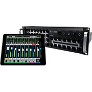 DL32R 32-Channel Wireless Digital Live Sound Mixer with iPad Control