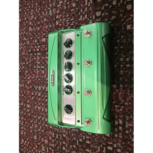 Line 6 DL4 Delay Modeler Emerald Green Effect Pedal-thumbnail