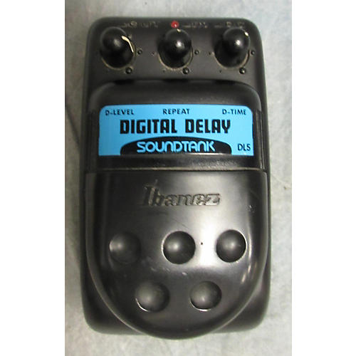 Ibanez DL5 DIGITAL DELAY Effect Pedal-thumbnail