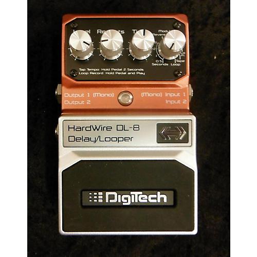 Digitech DL8 Hardwire Delay Looper Effect Pedal-thumbnail
