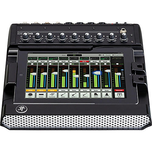 Mackie DL806 8-Channel Digital Live Sound Mixer with iPad Control-thumbnail