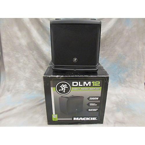 Mackie DLM12 Powered Speaker-thumbnail