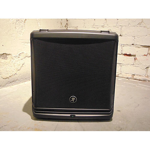 Mackie DLM12 Powered Subwoofer-thumbnail