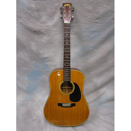 SIGMA DM-5 Acoustic Guitar Vintage Natural-thumbnail
