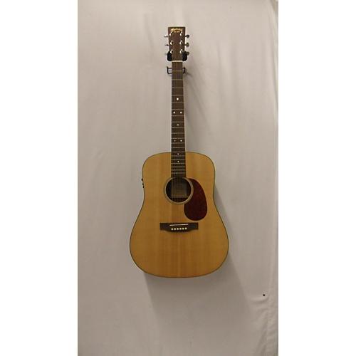 Martin DM Acoustic Electric Guitar