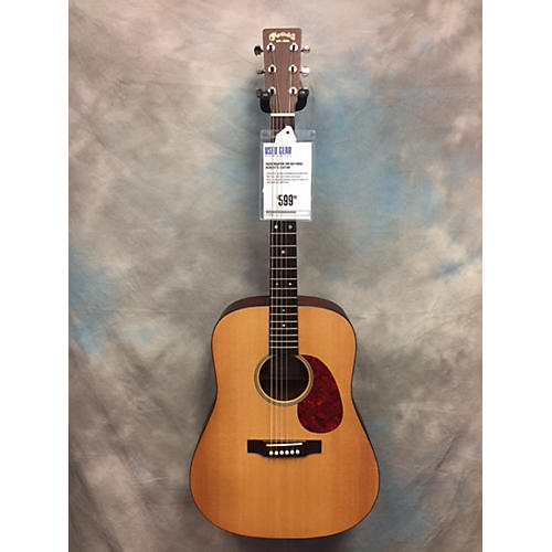 Martin DM Acoustic Guitar-thumbnail