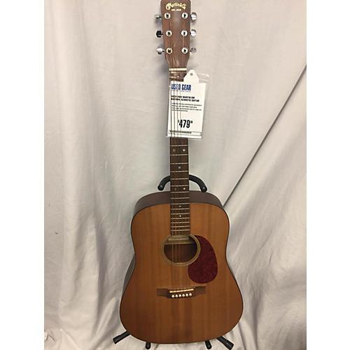 used martin dm acoustic guitar guitar center