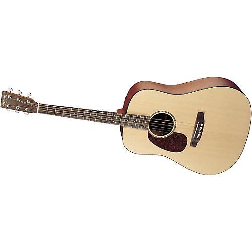Martin DM Dreadnought Acoustic Guitar Left-Handed-thumbnail