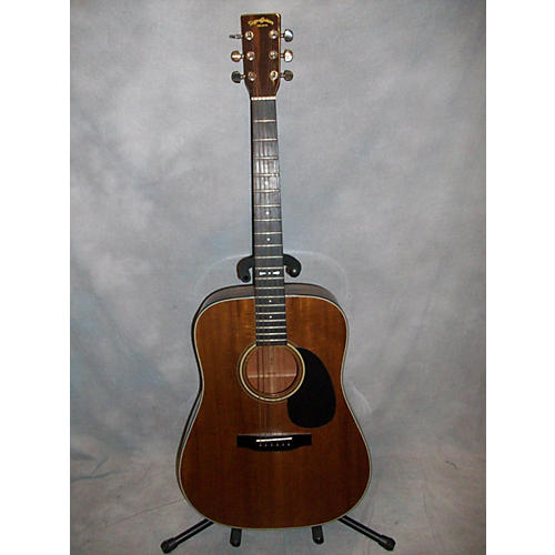 SIGMA DM-M2 Acoustic Electric Guitar Natural-thumbnail