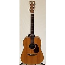 Martin DM MAHOGANY DREADNOUGHT Acoustic Guitar