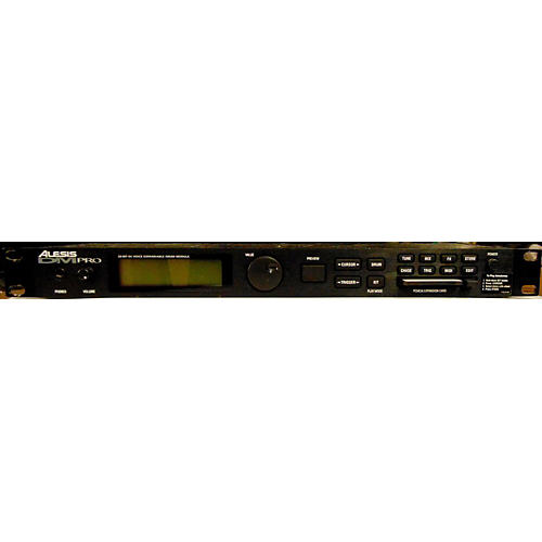 used alesis dm pro drum trigger sound module guitar center. Black Bedroom Furniture Sets. Home Design Ideas
