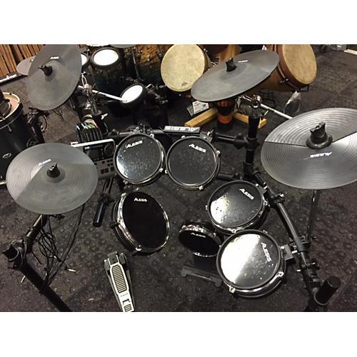 Alesis DM10 Pro - AS IS Electric Drum Set-thumbnail
