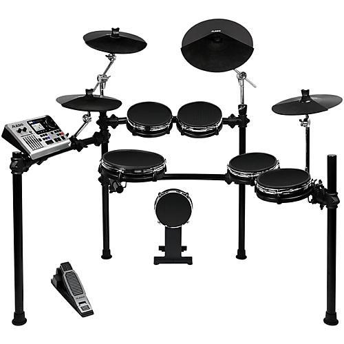 alesis dm10 studio electronic drum kit with mesh heads guitar center. Black Bedroom Furniture Sets. Home Design Ideas