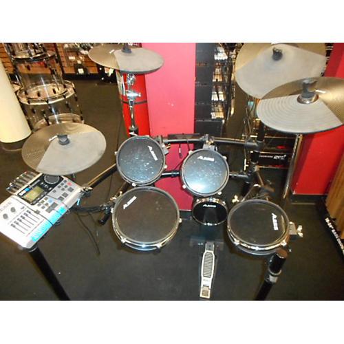used alesis dm10 studio electronic drum set guitar center. Black Bedroom Furniture Sets. Home Design Ideas