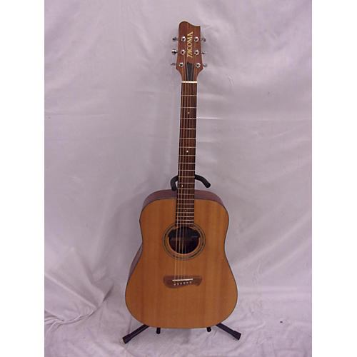 used tacoma dm10e acoustic electric guitar guitar center. Black Bedroom Furniture Sets. Home Design Ideas