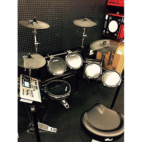 Alesis DM10X 6-Piece Electronic Drum Set-thumbnail