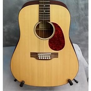used martin dm12 12 string acoustic guitar guitar center. Black Bedroom Furniture Sets. Home Design Ideas