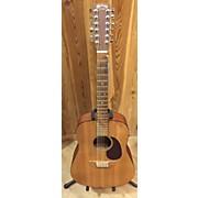 Martin DM12 12 String Acoustic Guitar