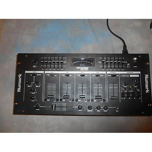 Numark DM1295 DJ Mixer