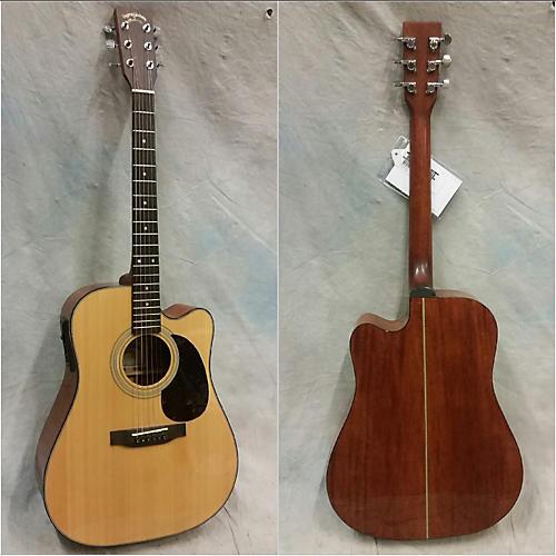 SIGMA DM1STCE Acoustic Electric Guitar