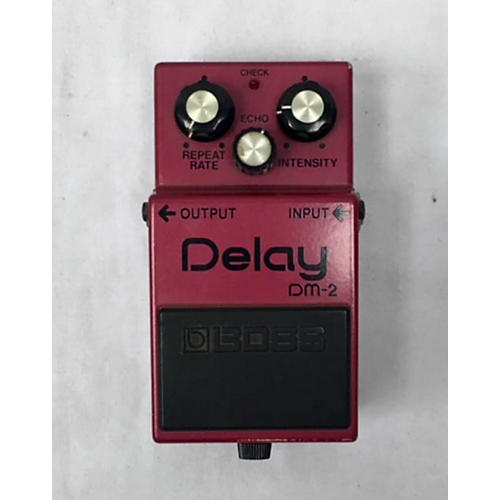 Boss DM2 Delay Effect Pedal