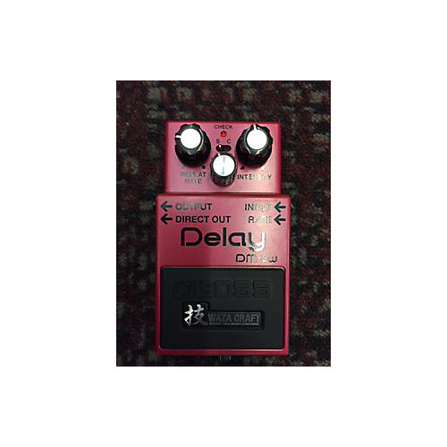 Boss DM2W Delay Waza Craft Effect Pedal