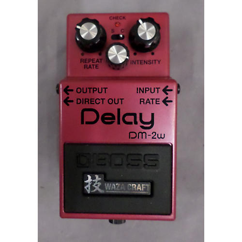 Boss DM2W Delay Waza Craft Effect Pedal-thumbnail