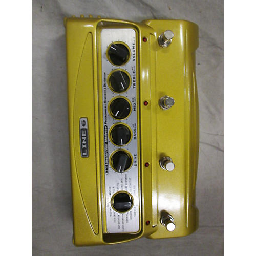 Line 6 DM4 Distortion Modeler Effect Pedal-thumbnail