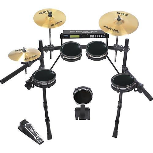 alesis dm5 pro electronic drum set with surge cymbals guitar center. Black Bedroom Furniture Sets. Home Design Ideas