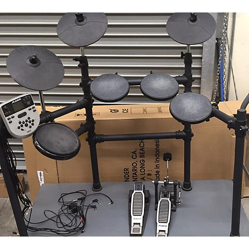 Alesis DM7X 5-Piece Electric Drum Set-thumbnail