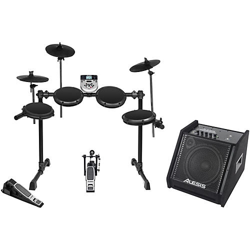 Alesis DM7X and Amp Package