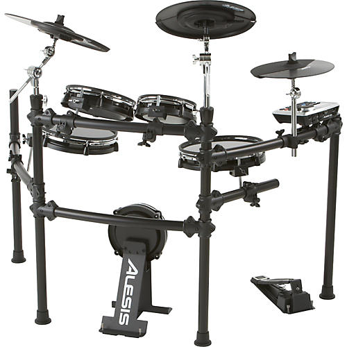 open box alesis dm8 pro electronic drum set guitar center. Black Bedroom Furniture Sets. Home Design Ideas