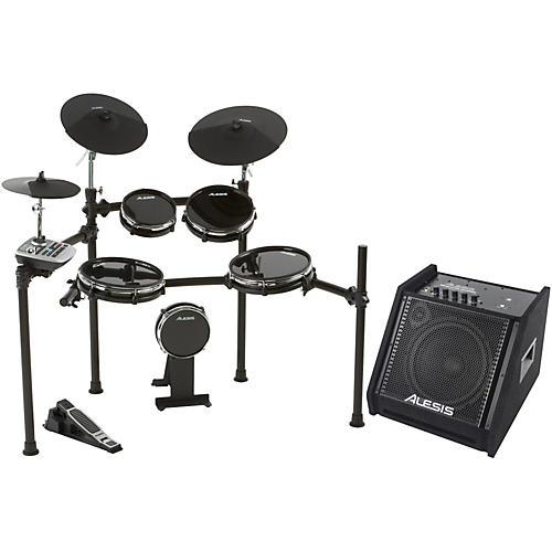 Alesis DM8 and Amp Package-thumbnail
