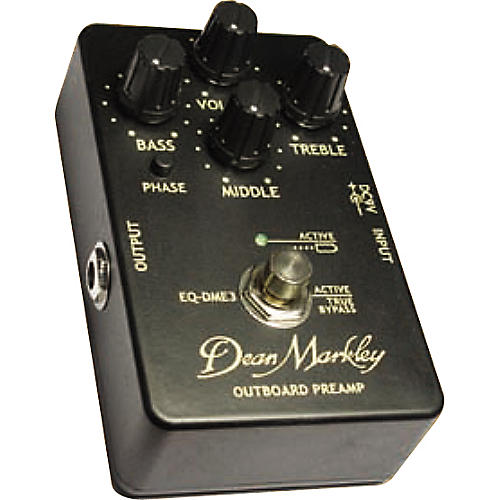 Dean Markley DME-3 Outboard Preamp