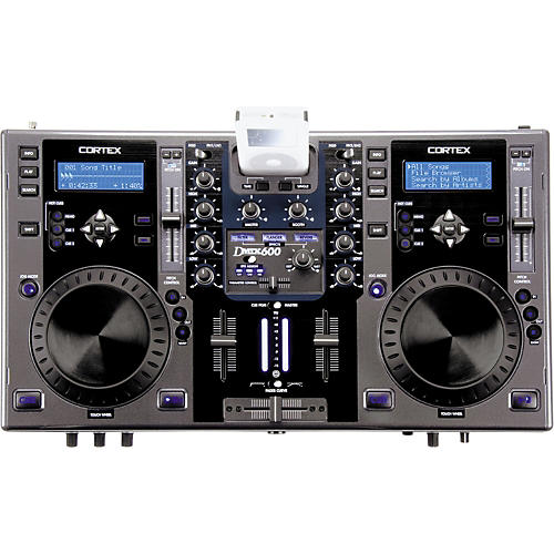 Cortex DMIX-600 Digital Music Control Station
